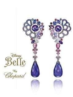 """The enchanting """"Disney Princess Collection"""" by #Chopard"""