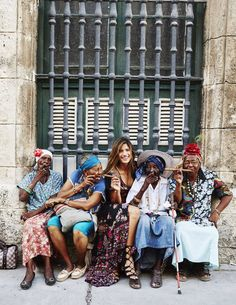 Join The Shoot. Travel The World. - Who: Turquoise Lane Location: Cuba
