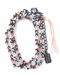 Ombre Wrap Bracelet.