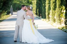 Real Wedding: Claire and Nolan's Wedding by Julie Nicole Photography - WeddingLovely Blog