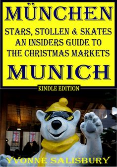 Stars, Stollen and Skates. Christmas markets in Europe have a fantastic atmosphere and Munich is no exception. There are several markets around the city as well as many other festive events and this guide gives you details of them all from opening times, what to buy and top tips for souvenirs. Available from Amazon kindle