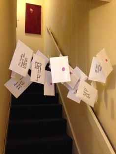25. #Hogwarts Letters - 60 #Ideas for a Harry Potter #Theme Party ... → DIY…