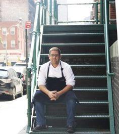 Dani García, Spanish chef in NYC