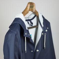 raincoat men fashion - Google Search