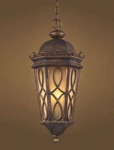 Burlington Junction 3 Light Outdoor Hanging Lantern