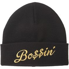 Introducing Neff Womens Bossin Beanie Black One Size. Great Product and  follow us to get more updates! 57c4b148e65