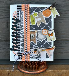 Halloween Cards with EP's Chillingsworth Manor