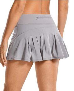 Volleyball Shorts, Tennis Skirts, Sports Skirts, Pleated Shorts, High Waisted Shorts, Hiit, Fashion Models, Jupe Short, Athletic Skirts