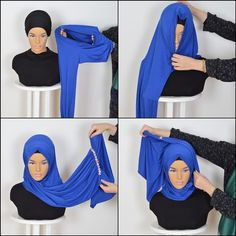 Cotton Express Hijab Code: PS-0013 Muslim Women by HAZIRTURBAN