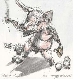 Derek Hess-swine fuel