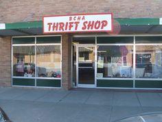 BCHA Thrift Shop