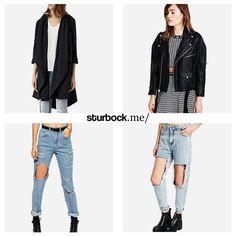 Rough Style. Hier entdecken und shoppen: http://www.sturbock.me/guide/
