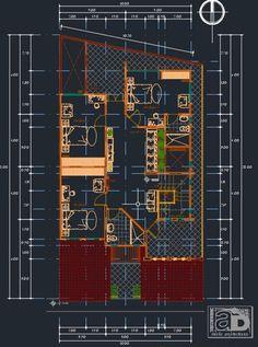 plano de casa segundo piso vista previa                                                                                                                                                     Más