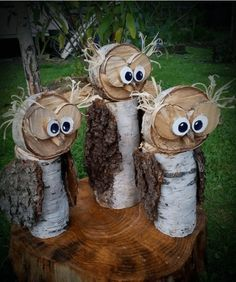 Outdoor indoor wood reclaimed recycle upcycle owl bird sculpture holidays Xmas Christmas thanksgiving fall yard porch deck Source by Recycled Crafts Kids, Diy Crafts To Do, Recycled Garden, Fall Crafts, Wood Crafts, Recycled Wood, Outside Christmas Decorations, Christmas Yard, Christmas Holidays