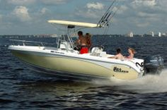 New 2013 - Sea Chaser Boats - 2400 CC Offshore