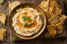 Hummus can be paired with a veggie or pita wedges for a nutritious way to get through the work day. Learn more about the health benefits of hummus by clicking the picture above. Chickpea Hummus, Garlic Hummus, Hummus Dip, What Is Hummus, Easy Hummus Recipe, Homemade Hummus, Hummus Ingredients, Baking Soda Uses, Canned Chickpeas