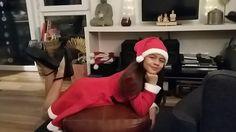 Santa Baby 2016 Baby 2016, Santa Baby, Beanie, Sweet, Fashion, Moda, La Mode, Fasion, Beanies