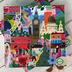 eeBoo Paris in a Day Puzzle 1 EA