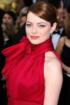 Emma Stone -- Oscar 2012