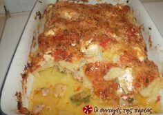 κύρια φωτογραφία συνταγής Κοτόπουλο πατατάτο