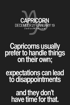Daily Horoscope - Fun facts about your sign here Zodiac Mind Your source for Zodiac Facts Zodiac Capricorn, All About Capricorn, Capricorn Quotes, Zodiac Signs Capricorn, Sagittarius And Capricorn, Zodiac Mind, Zodiac Facts, Astrology Signs, Virgo Facts