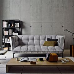 Bingo i want the whole set b b italia living room sofa arne coffee table harry large - Canape b b italia ...