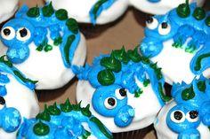 dragon cupcakes                                                                                                                                                                                 More