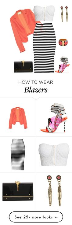 """outfit 2062"" by natalyag on Polyvore"