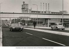 Opening Beukenlaan 1963