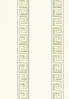 ANDREAS STRIPE, Beige, T14242, Collection Imperial Garden from Thibaut