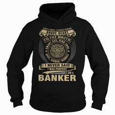 #BANKER, Order HERE ==> https://www.sunfrog.com/Names/BANKER-118781738-Black-Hoodie.html?89703, Please tag & share with your friends who would love it , #superbowl #birthdaygifts #xmasgifts
