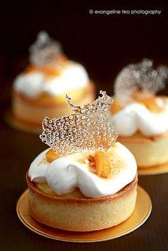 Meyer Lemon Tart/Pierre Herme Recipe/Photo Evangeline Teo