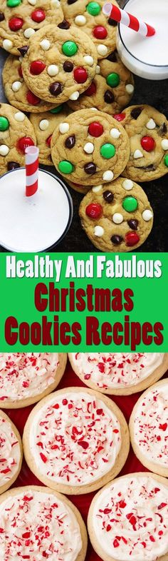 We all love Christmas because we offer and receive presents, but also for the special holiday treats and eats. But sometimes we are afraid that we eat too much sugar with all the sweets and cookies available anywhere. That is why we are looking today at some healthy Christmas cookies that can be made at home.
