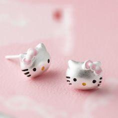 New Arrival Fashion 925 Sterling Silver Cat Stud Earrings for Women's – LavishPursuit