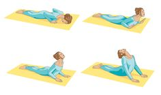 21 best low back pain exercises patient handout images