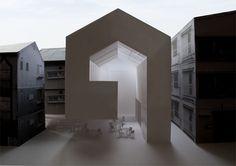 Beautiful use of negitave space by TOMOKAZU HAYAKAWA
