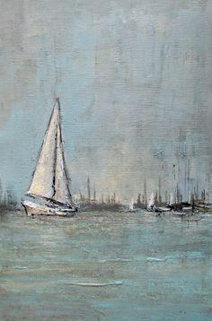 Obrazy olejne, marynistyka, malarstwo marynistyczne by Sylwia Michalska