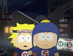 South park Tweek x craig South Park Funny, South Park Memes, South Park Anime, South Park Fanart, Craig South Park, Kenny South Park, Tweek South Park, Otp, Style South Park