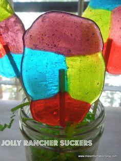 jolly ranchers lollipops