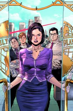 Superman: Action Comics - Lois Lane, Back at the Planet Pt. Clark Kent, Lois E Clark, Comic Book Artists, Comic Artist, Comic Books Art, Superman And Lois Lane, Superman Family, Clark Superman, Superman Comic