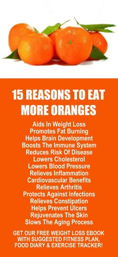 15 Reasons To Eat More Oranges. Learn about alkaline rich, antioxidant loaded, Moringa's weight loss products that help your body detox, cleanse, increase energy, burn fat, and lose weight more efficiently. Get our FREE healthy weight loss eBook with sugg