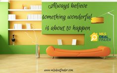 This should be the spirit every Mondays. Know that something good will always happen! :) #realestate #MLS #realtor #broker #investor www.mlsdealfinder.com