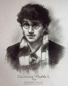 James Potter / Hugh Dancy