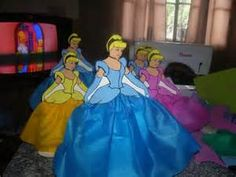 Resultados de la búsqueda de imágenes: centros de mesa para princesas - Yahoo Search