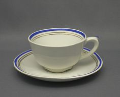 Coffee Cups, Tea Cups, Kitchenware, Tableware, Teapots, Bone China, Finland, Bowls, Retro Vintage