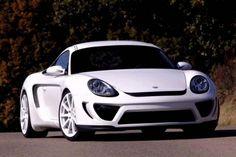 DelaVilla Porsche Cayman R1 Review