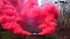 Enola Gaye - BURST Wirepull Smoke Grenade - RED - YouTube