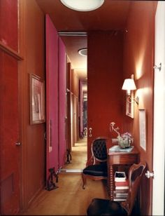 Marsala   Pantone   Colour of the Year   2015   Interior
