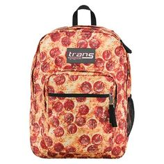 Trans By JanSport SuperMax Backpack ][ PIZZA BACKPACK.