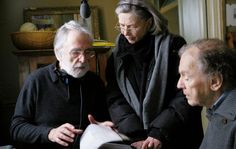 Michael Haneke Directs 'Amour,' With Jean-Louis Trintignant - NYTimes.com